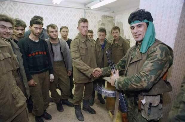 Перешел на сторону чеченских боевиков, но не избежал расплаты. Как сложилась судьба Ардышева Александра?