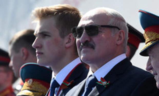 Краш под угрозой: Лукашенко рассказал о подготовке покушения на его 15-летнего сына