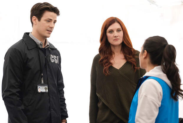 The Flash Recap: What Fate Befell Frost? Plus, [Spoiler] Betrays Barry!
