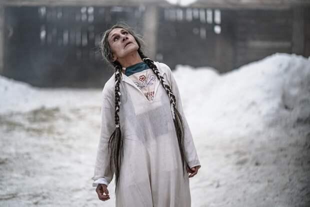 Роза Хайруллина играет вздорную и мстительную женщину