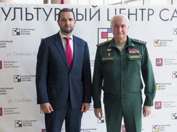 Александр Мажуга: разработки российских ученых всегда были востребованы в обороне