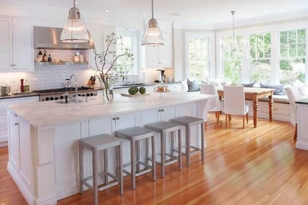 как выбрать линолеум в квартиру дизайн под светлый орех