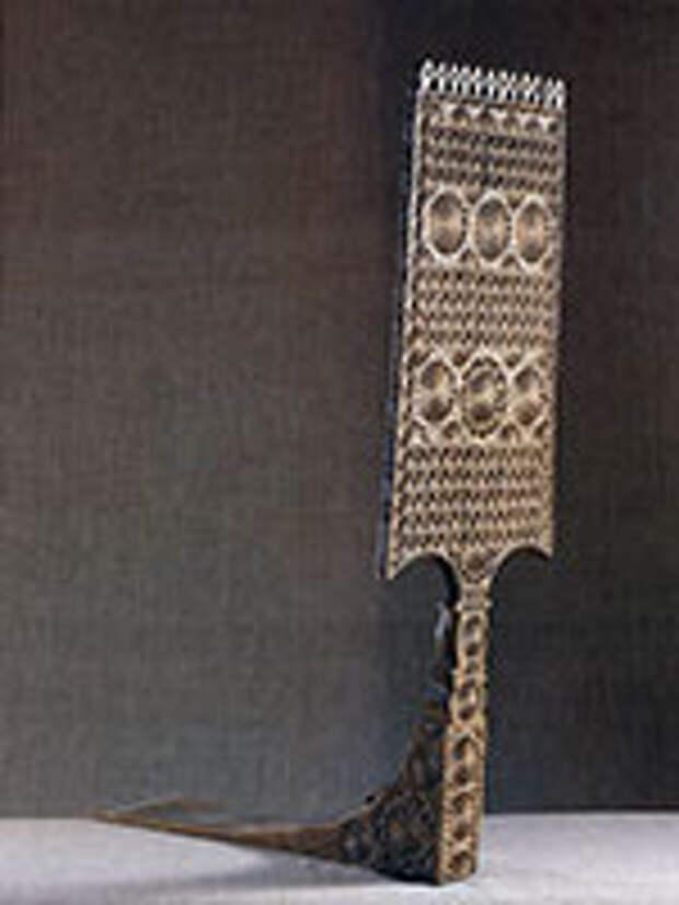 Прялка. Вологодская губ. из коллеции Русского музея