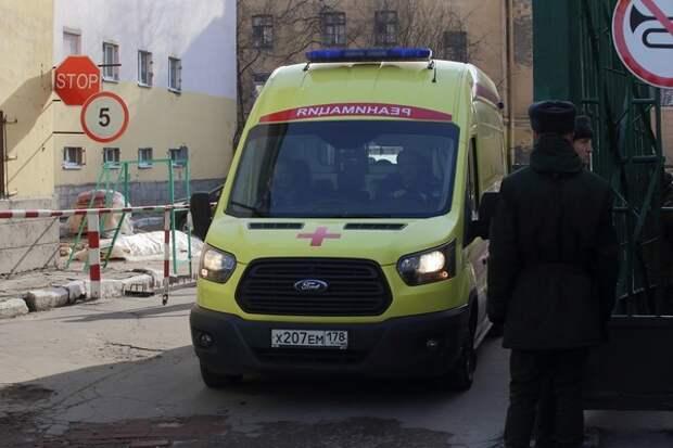 В ресторане в центре столицы произошел взрыв