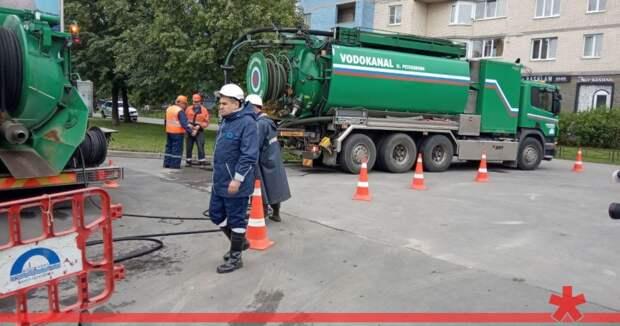 Новое руководство «Водоканала» больше заботят финансы, чем ливневки, по мнению депутата ЗакС
