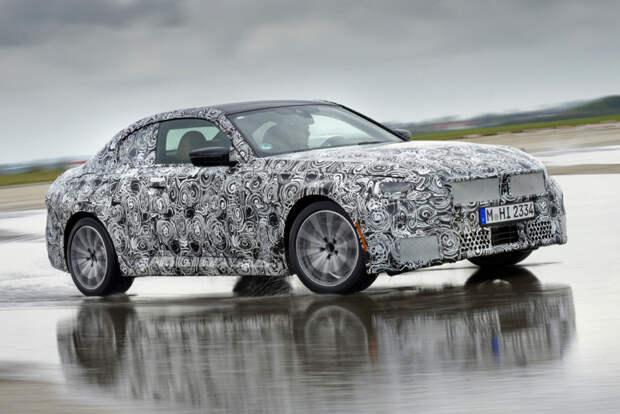 Купе BMW второй серии готовится к смене поколения