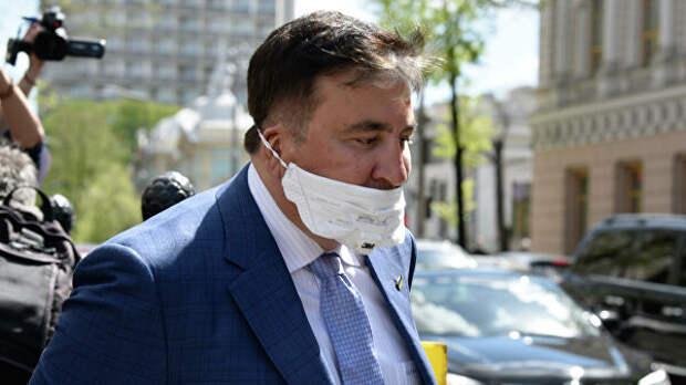 И здесь опередили. Саакашвили вновь признал отставание Украины от РФ