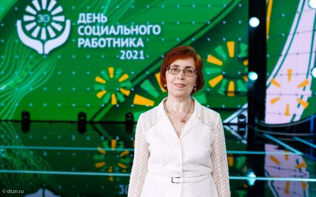 Труд социального работника из Ростокина отметили в Кремле