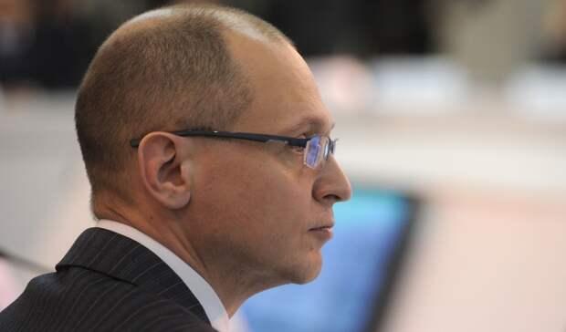 Кириенко: страны должны выработать единые правила работы международных IT-компаний