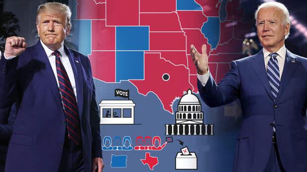 """Новости из США о подсчёте голосов: суды, """"найденные"""" флешки, """"недошедшие"""" голоса республиканцев"""