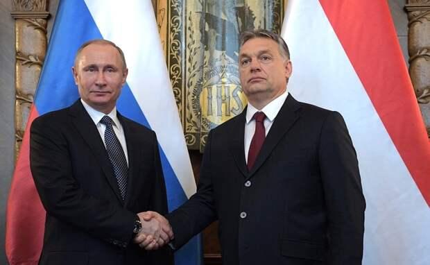 Венгрия ради сотрудничества с Россией меняет законодательство страны