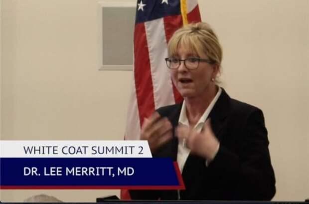 """Доктор Ли Меррит: """"нынешние «вакцины» от коронавируса - это опасное биологическое оружие"""
