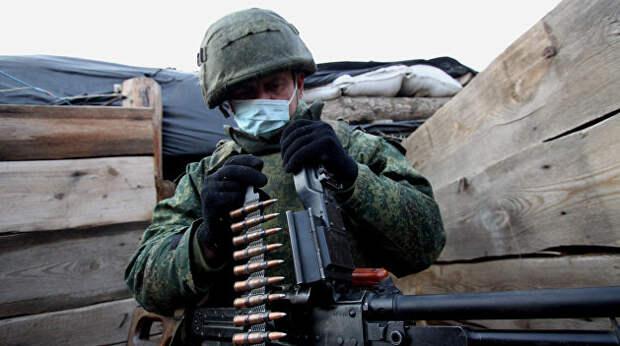 Что происходит в Донбассе? А просто война