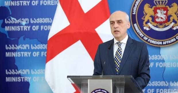 Глава МИД Грузии посетит Украину