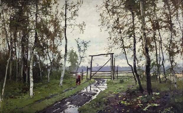 Художник Андрей Шильдер: дар и рок