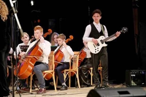 Оркестровый бум в Бобруйске.