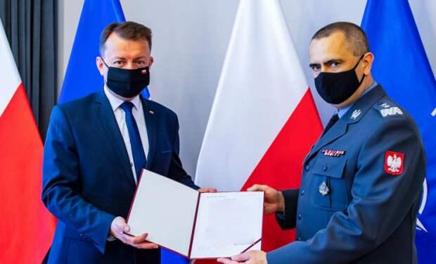 Польские генералы перешли на службу в Германию и США