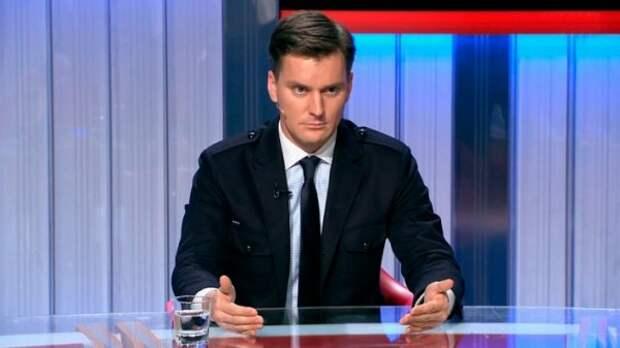 Поляку Корейбе в прямом эфире напомнили о вкладе РФ в развитие Польши: «Вас русские спасли»