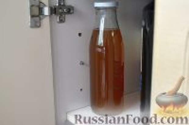 Фото приготовления рецепта: Крамбамбуля - шаг №7