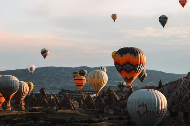 Как высоко можно подняться навоздушном шаре