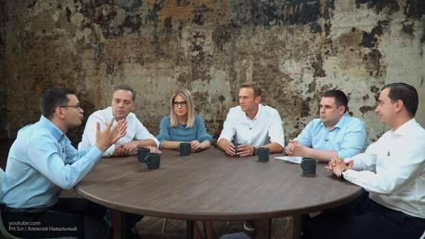 Сторонники Навального приняли фальсификации на выборах в США как должное