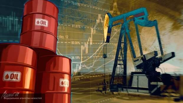 """В США предложили запретить импорт российской нефти из-за санкций по """"СП-2"""""""