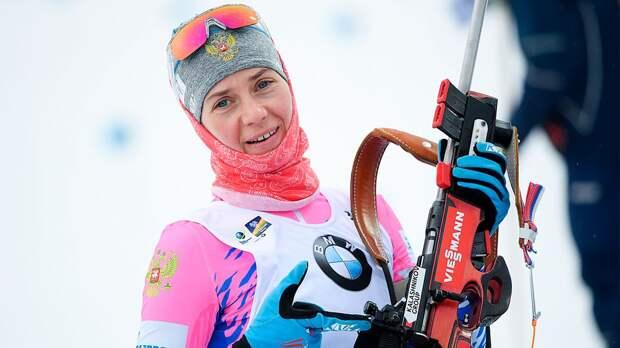Четырехкратная чемпионка Европы по биатлону Старых завершила карьеру