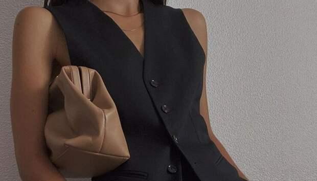8 жилеток, чтобы носить на голое тело