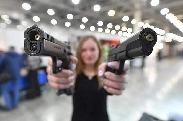 Эксперт объяснил, почему нужно ужесточить правило оборота оружия в России