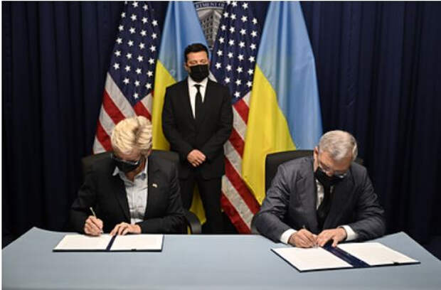 Украина заменила Россию на США в атомном проекте