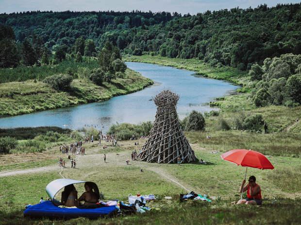 Самые крутые инсталляции Никола-Ленивца (ФОТО)
