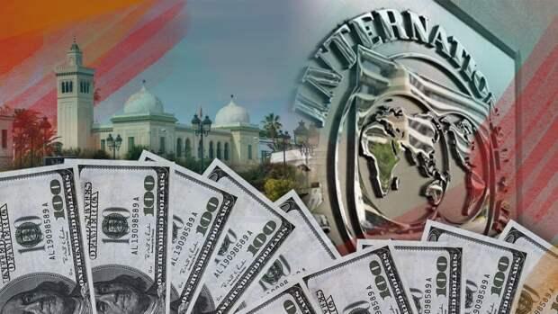 Бюджетный дефицит подталкивает Тунис снова просить деньги у МВФ