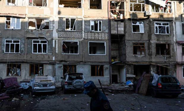 Осторожное балансирование Ирана в связи с Нагорно-Карабахским конфликтом
