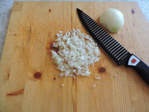 Измельчить лук еда, пицца домашняя, своими руками, сделай сам