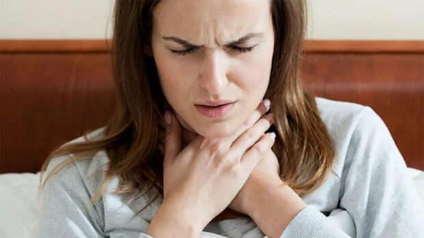 Мясников рассказал о малоизвестных причинах боли в горле