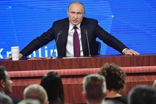 Кремль: Путин завершает подготовку к встрече с Байденом
