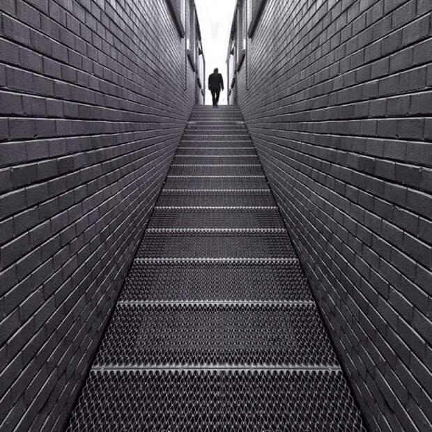Джейсон Петерсон: черно-белая уличная фотография