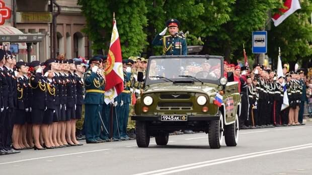 В Симферополе состоится Парад Победы