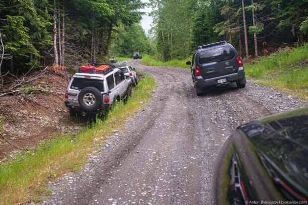Путешествие по горной Канаде