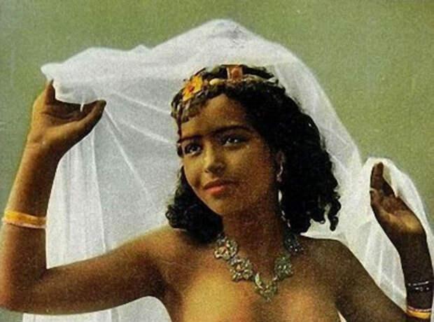 Арабская эротика начала XXвека