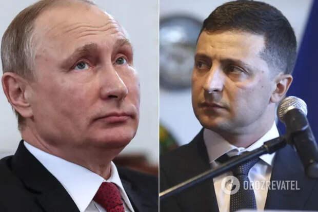 Путин выбил почву из-под ног Зеленского (ВИДЕО)