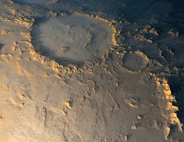 Что происходит с марсианскими «смайлами»