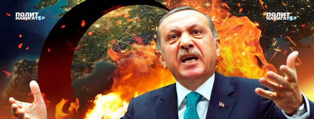 Аналитик призвал остановить экспансию Турции, надавив на ее уязвимые точки