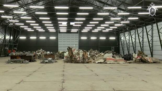Обломки самолета Ту-154 польского президента Леха Качиньского - РИА Новости, 1920, 17.09.2020