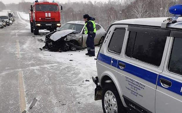 «Стоял и плакал»: мэр Тулуна на месте аварии