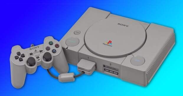 Как выглядела первая приставка PlayStation