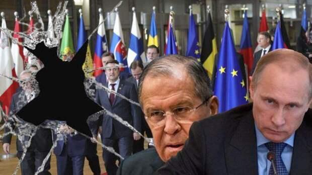 Стратегия Путина разрушила 500-летний альянс паразитов Запада