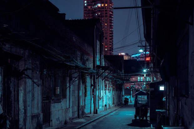 Интригующий фотопроект о том, как исчезает старый Шанхай