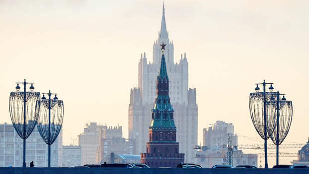 Москва пообещала ответ на высылку дипломата из Скопье