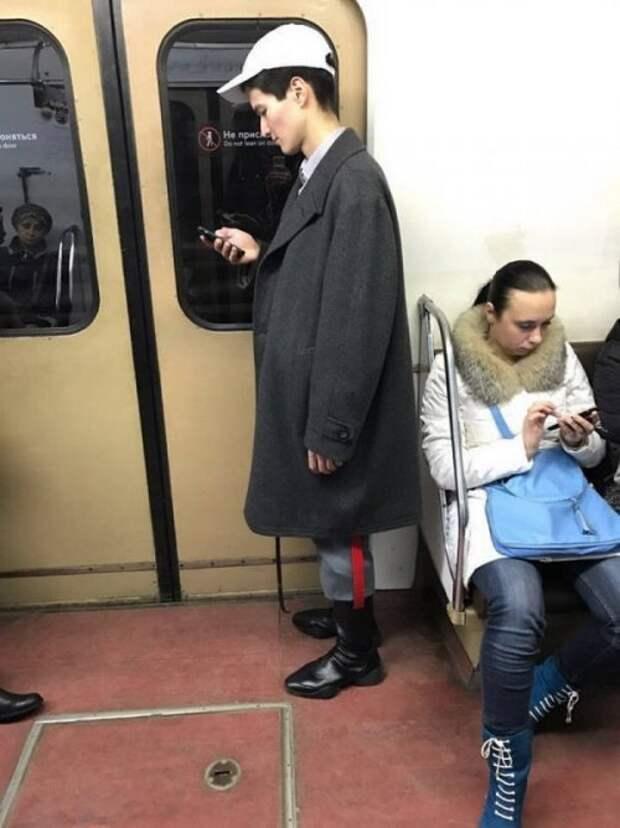 Модники и модницы вокруг нас (20 фото)